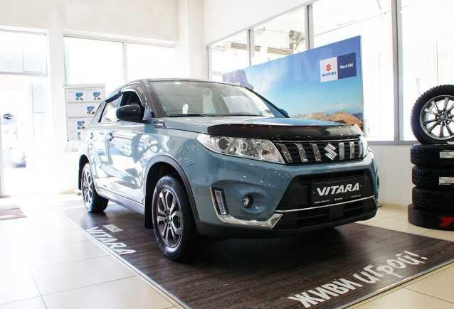 Suzuki Vitara, 2019 год, 1 826 416 руб.