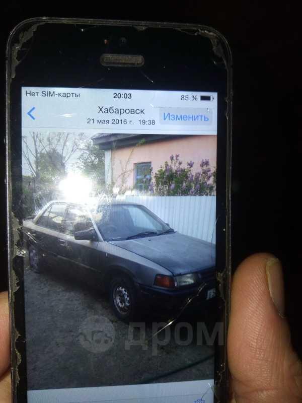 Mazda Familia, 1990 год, 60 000 руб.