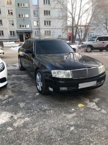 Новосибирск Nissan Cedric 2002