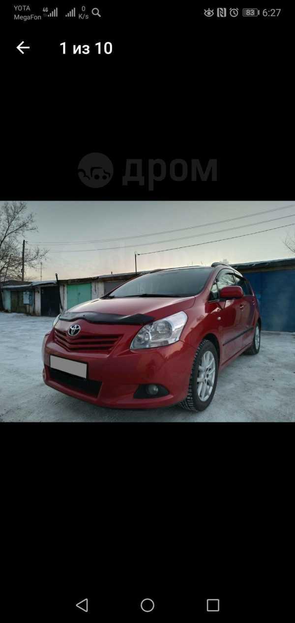 Toyota Verso, 2012 год, 765 000 руб.