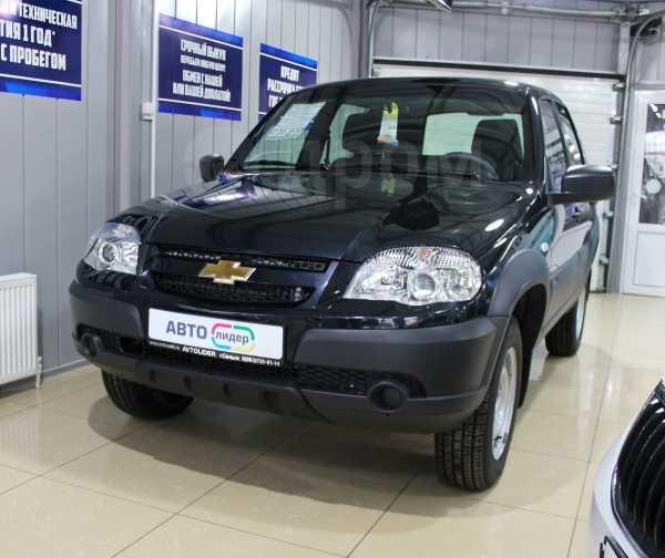 Chevrolet Niva, 2018 год, 736 900 руб.
