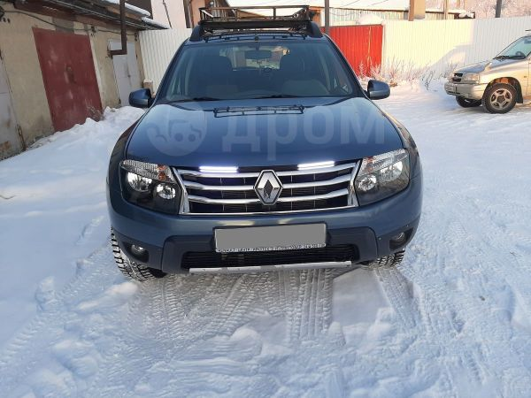 Renault Duster, 2014 год, 650 000 руб.