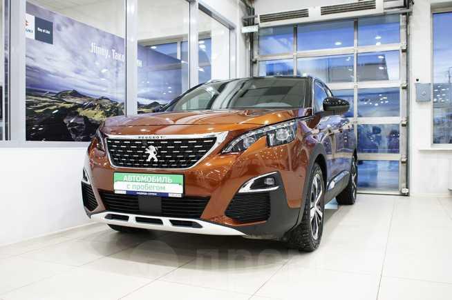 Peugeot 3008, 2017 год, 1 690 000 руб.