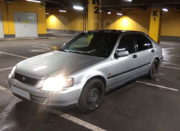 Honda Civic, 1997 год, 129 000 руб.