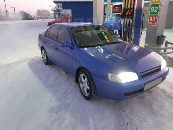 Toyota Carina E, 1996 год, 185 000 руб.