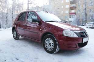 Иркутск Logan 2012
