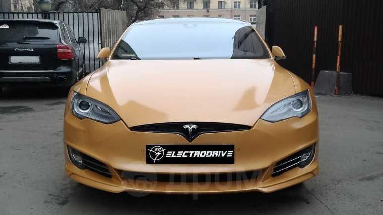 Tesla Model S, 2015 год, 5 600 000 руб.