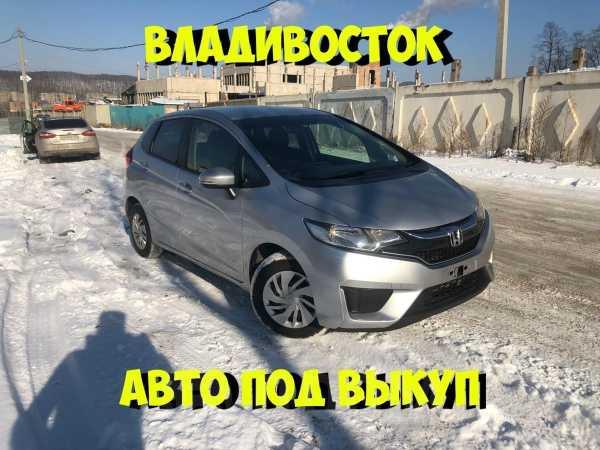 Honda Fit, 2016 год, 595 000 руб.