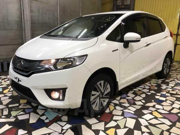 Honda Fit, 2015 год, 755 000 руб.