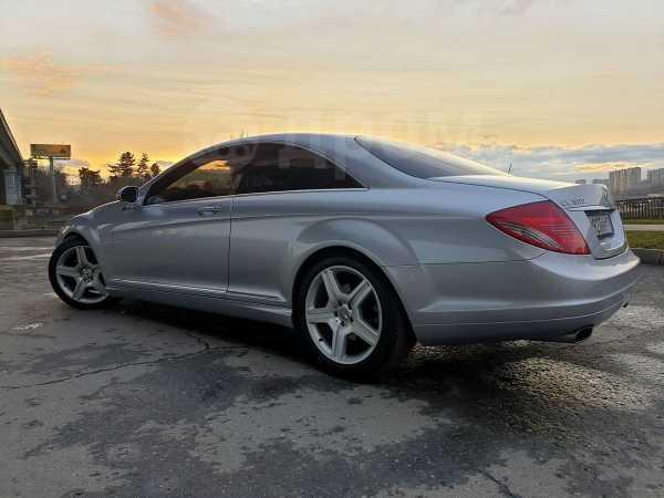 Mercedes-Benz CL-Class, 2007 год, 780 000 руб.