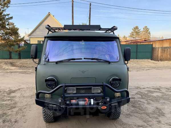 УАЗ Буханка, 1994 год, 650 000 руб.