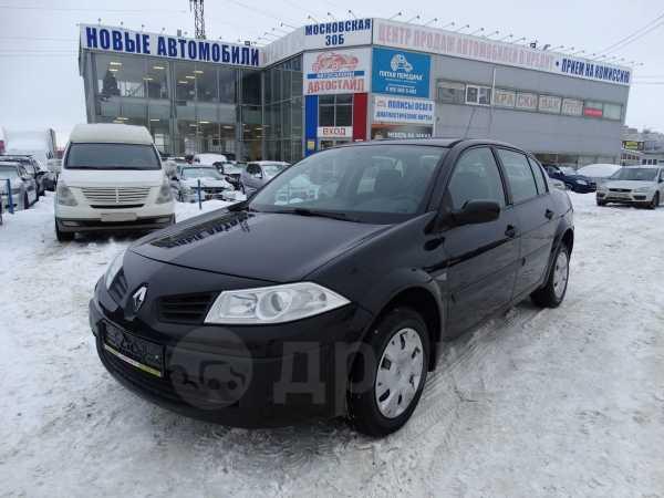 Renault Megane, 2007 год, 285 000 руб.