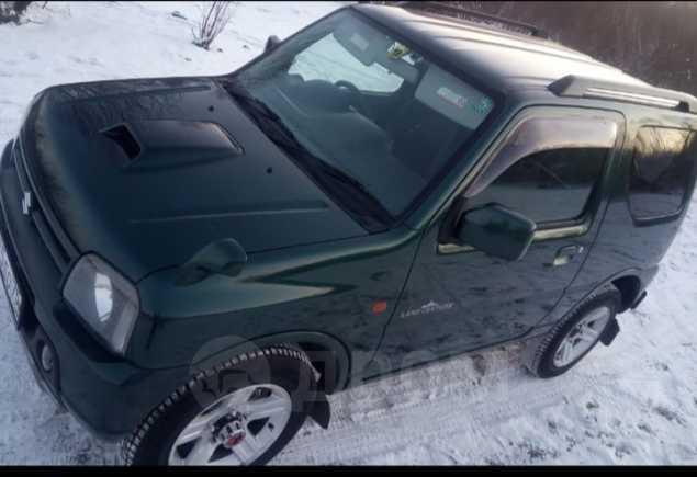 Suzuki Jimny, 2005 год, 330 000 руб.