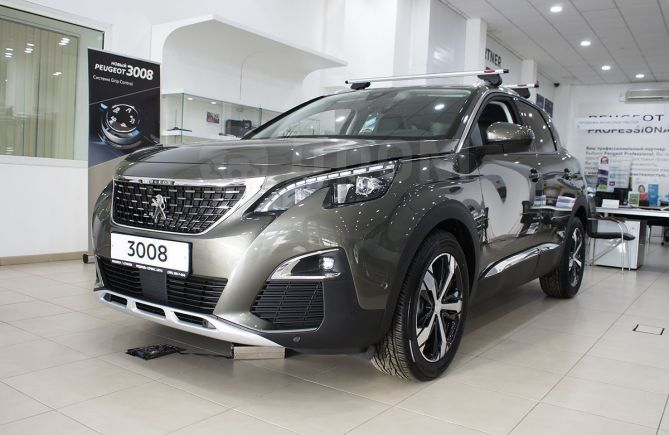 Peugeot 3008, 2019 год, 2 146 000 руб.
