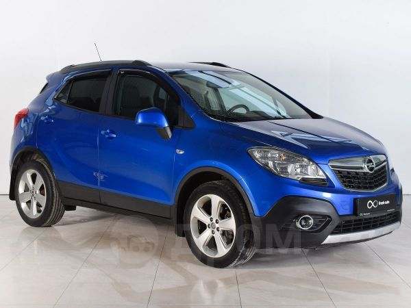 Opel Mokka, 2013 год, 689 000 руб.