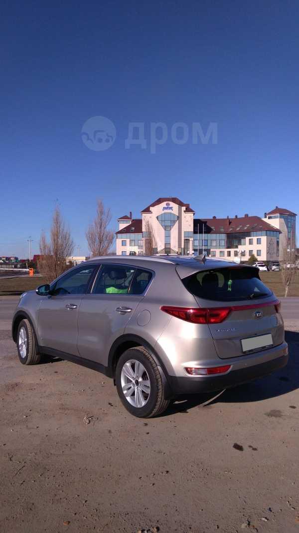 Kia Sportage, 2016 год, 1 250 000 руб.