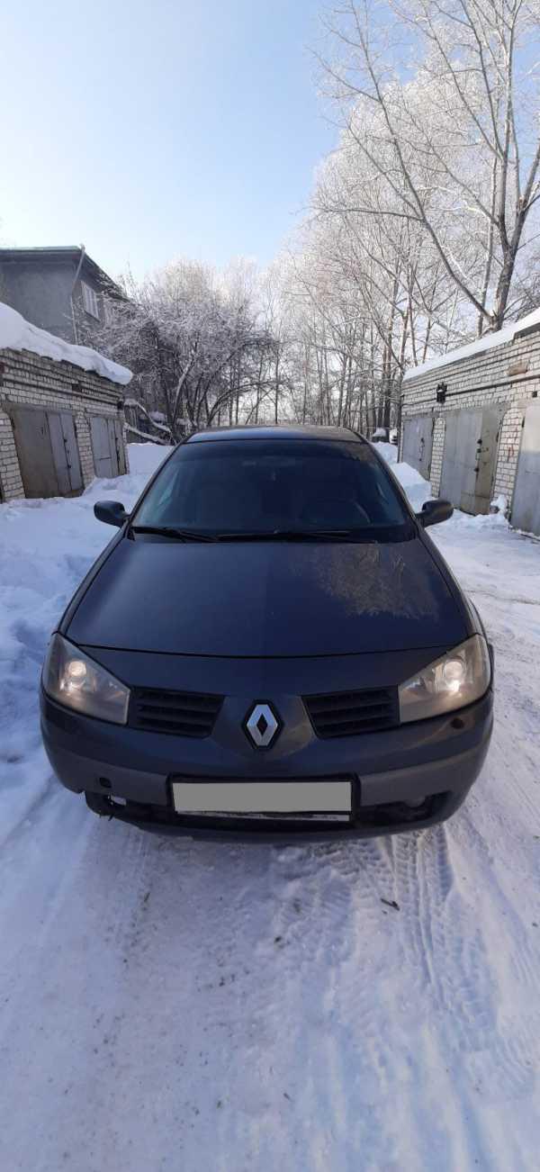Renault Megane, 2004 год, 210 000 руб.