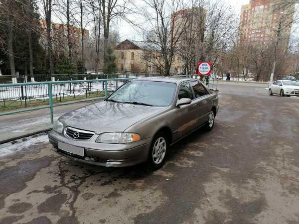 Mazda 626, 2001 год, 240 000 руб.