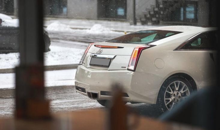 Cadillac CTS, 2011 год, 925 000 руб.