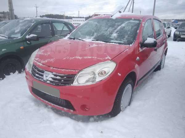 Dacia Sandero, 2009 год, 265 000 руб.