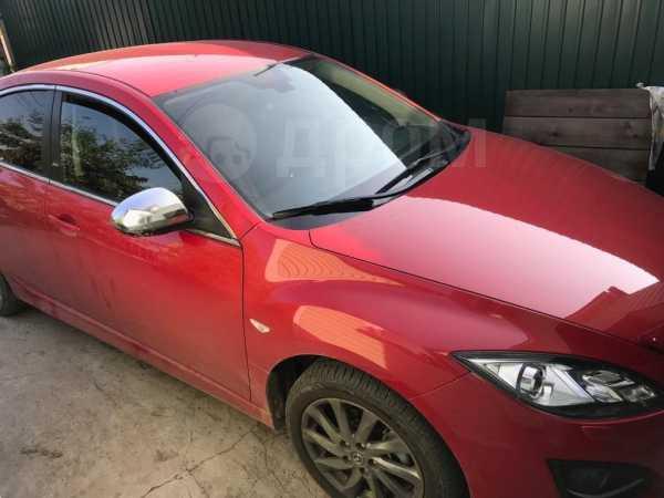 Mazda Mazda6, 2012 год, 600 000 руб.