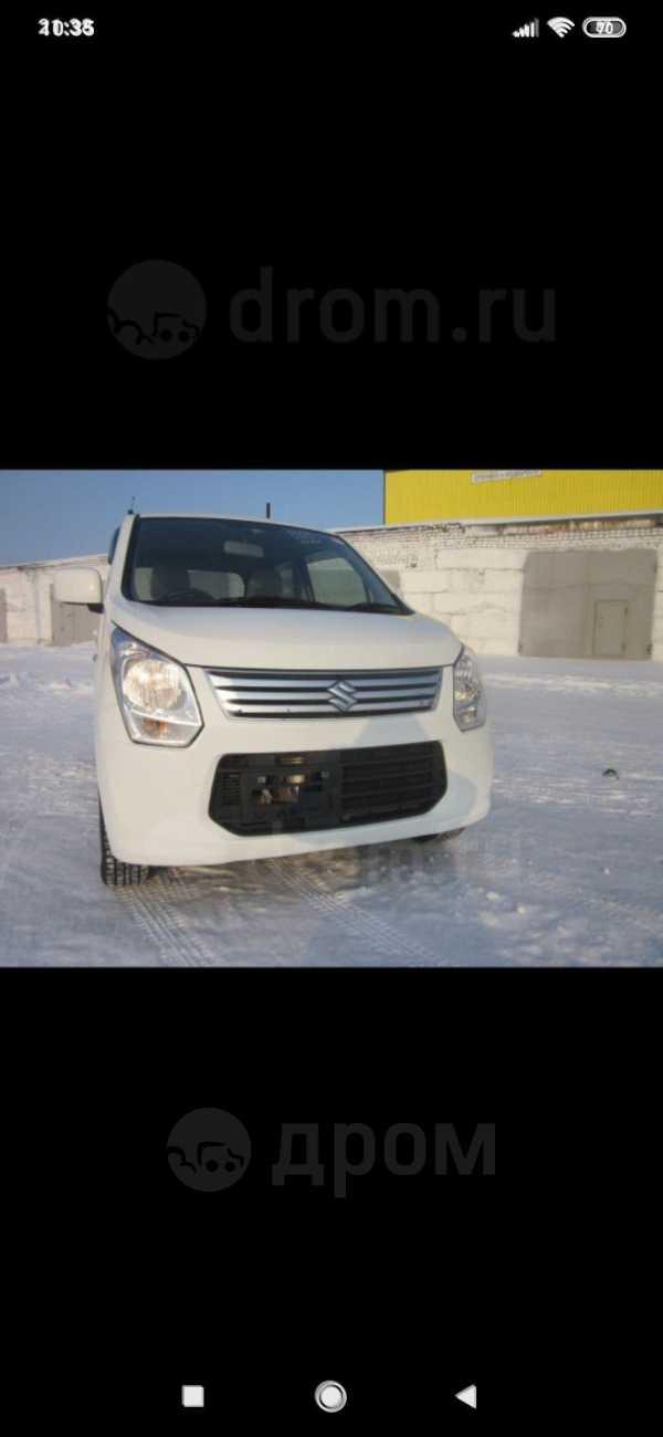 Suzuki Wagon R, 2014 год, 370 000 руб.