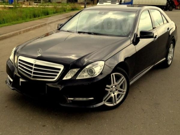 Mercedes-Benz E-Class, 2012 год, 2 000 000 руб.