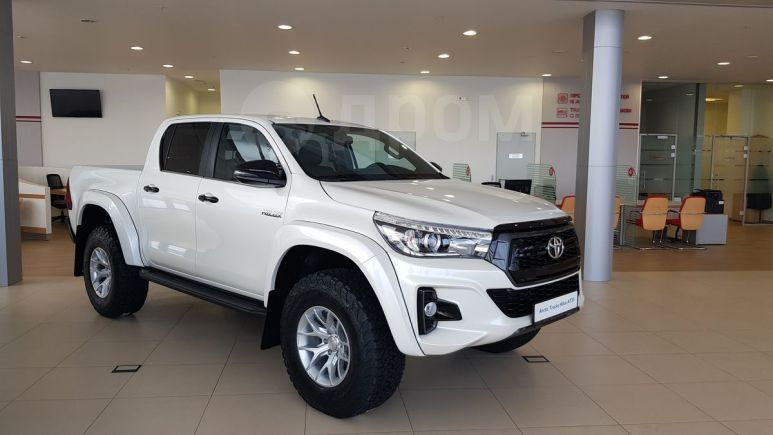 Toyota Hilux Pick Up, 2019 год, 3 541 000 руб.