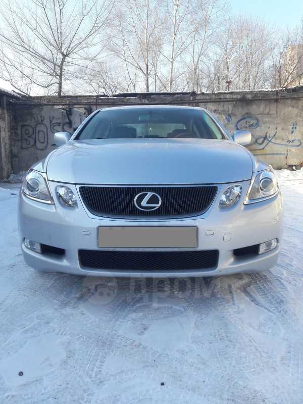 Lexus GS450h, 2006 год, 870 000 руб.