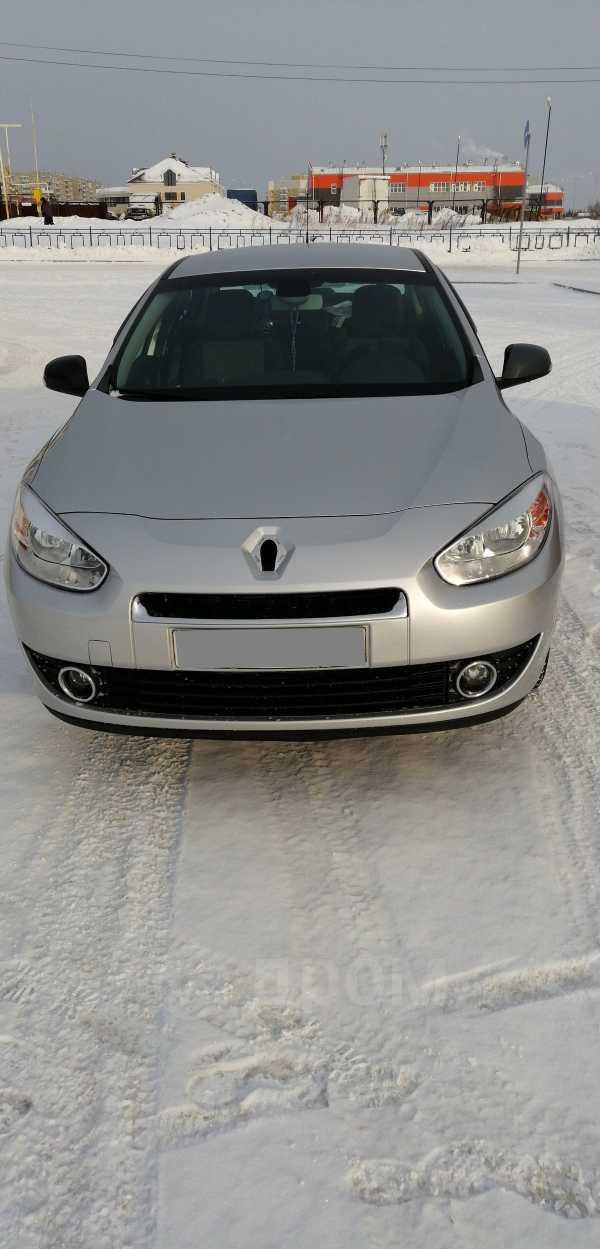 Renault Fluence, 2012 год, 430 000 руб.