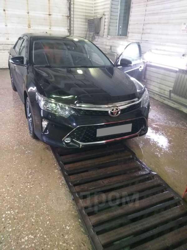 Toyota Camry, 2017 год, 1 535 000 руб.