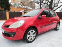 Москва Renault Clio 2007