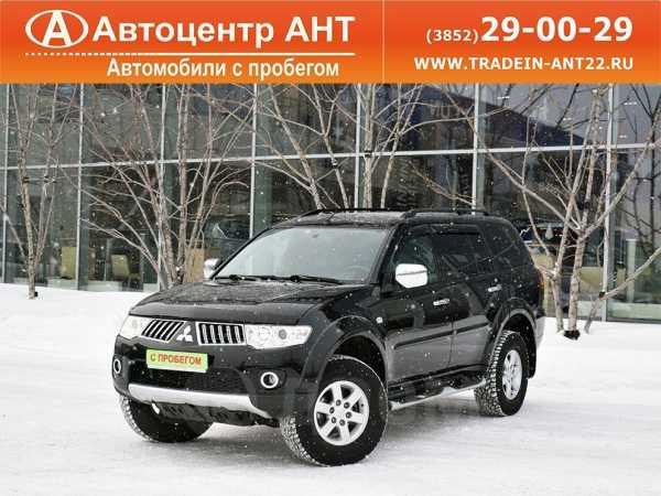 Mitsubishi Pajero Sport, 2012 год, 899 000 руб.
