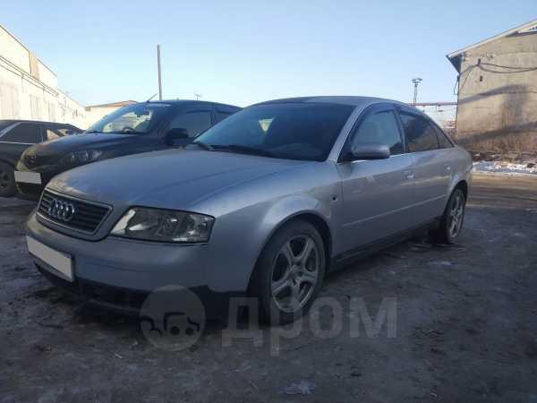 Audi A6, 2001 год, 300 000 руб.