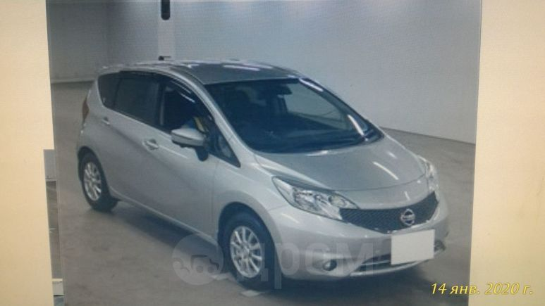 Nissan Note, 2015 год, 555 000 руб.