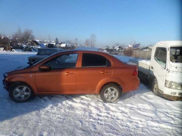 Chevrolet Aveo, 2007 год, 70 000 руб.