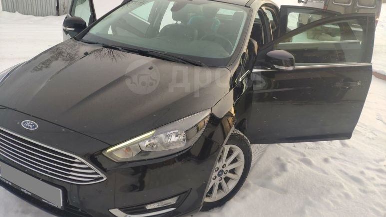 Ford Focus, 2016 год, 890 000 руб.