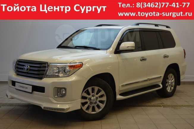 Toyota Land Cruiser, 2013 год, 2 390 000 руб.