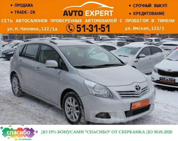 Toyota Verso, 2010 год, 739 998 руб.