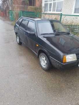 Краснодар 2109 1996
