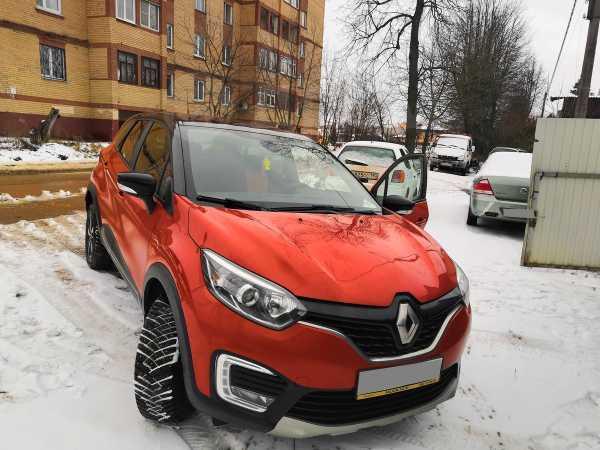 Renault Kaptur, 2016 год, 780 000 руб.
