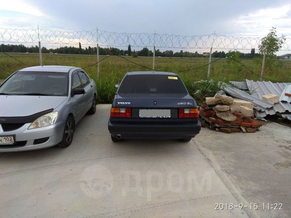 Volvo 460, 1992 год, 120 000 руб.