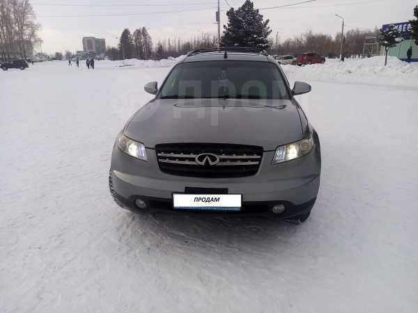 Infiniti FX35, 2003 год, 510 000 руб.