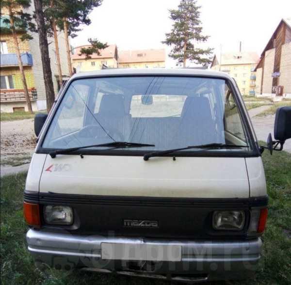 Mazda Bongo, 1993 год, 140 000 руб.