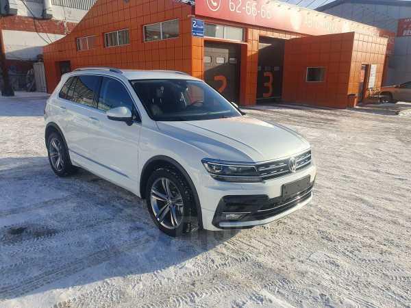 Volkswagen Tiguan, 2019 год, 2 140 000 руб.
