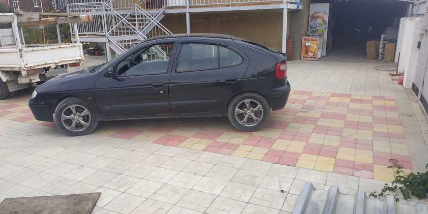 Renault Megane, 2002 год, 115 000 руб.