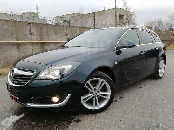 Opel Insignia, 2016 год, 1 112 000 руб.