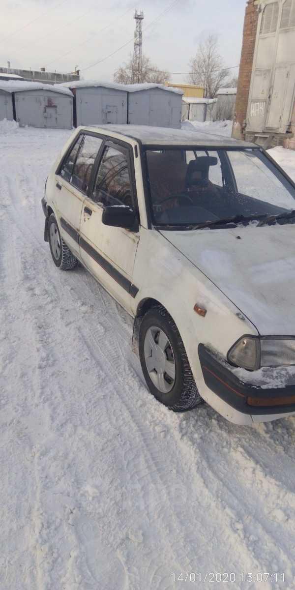 Toyota Starlet, 1988 год, 35 000 руб.