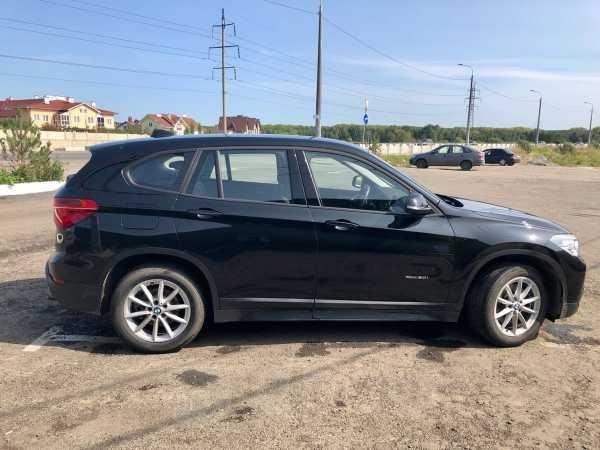 BMW X1, 2016 год, 1 510 000 руб.