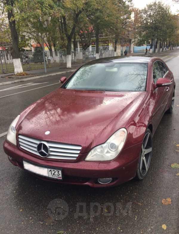 Mercedes-Benz CLS-Class, 2005 год, 530 000 руб.